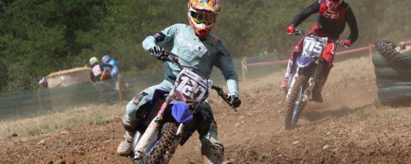 tenues de motocross