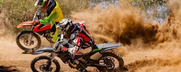 Décorer sa motocross